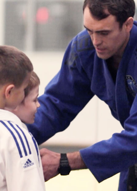 Learn Judo with the experts