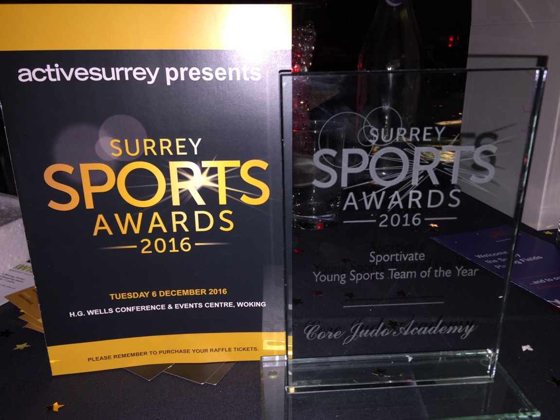 suurey awards
